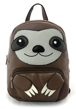 "Sloth 12"" Mini Backpack"