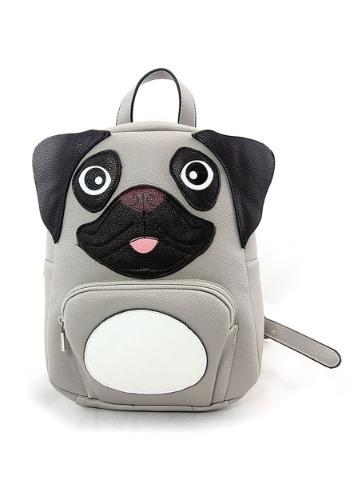 """Pug 12"""" Mini Backpack"""