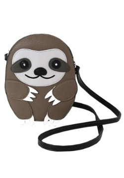 Sleepyville Critters- Baby Sloth Shoulder Bag Update1