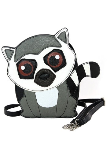 Sleepyville Critters - Crossbody Lemur Bag - fc5f1c3c739e995 , Sleepyville-Critters-Crossbody-Lemur-Bag-12070302 , Sleepyville Critters - Crossbody Lemur Bag , Comeco , 12070302 , Apparel & Accessories > Clothing Accessories > Purses and Wallets , CEC87750UB-ST
