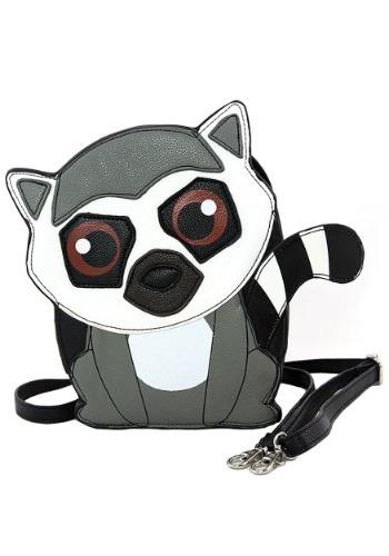 Sleepyville Critters - Lemur Crossbody Bag Update1