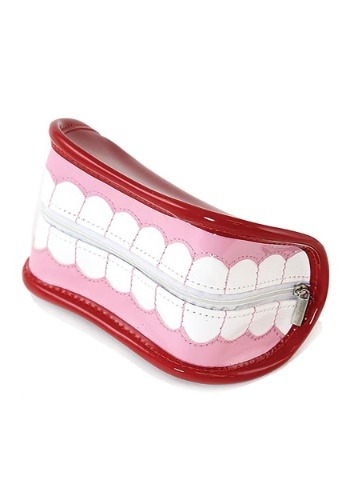 Novelty Chatterbox Wide Mouth Coin Purse