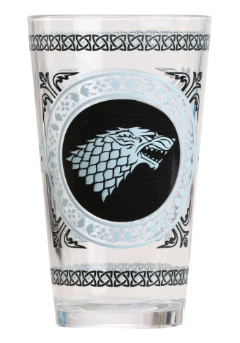 Stark Sigil 16 oz Pub Glass