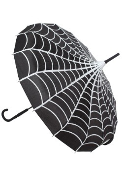 Sourpuss Spiderweb Pagoda Umbrella Main Update