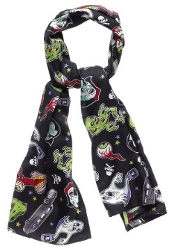 Sourpuss Ghastly Ghouls Bad Girl Scarf
