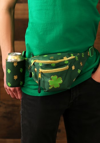 Tipsy Elves St. Patrick's Day Clover Fanny Pack upd