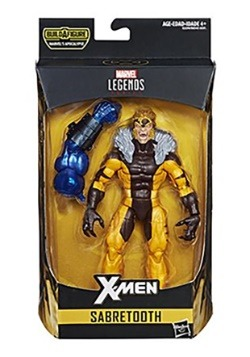 X-Men Marvel Legends 6-Inch Sabretooth Action Figure