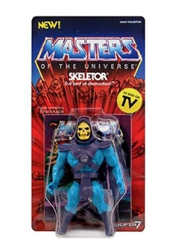 Masters of the Universe Vintage Skeletor Action Figure