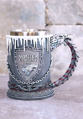 Game of Thrones House Stark 16 cm Tankard upd