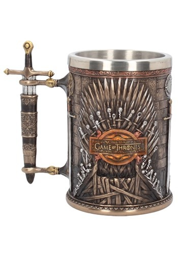 Game of Thrones Iron Throne Tankard update1
