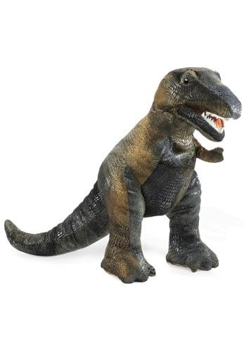 """Folkmanis Tyrannosaurus Rex 15"""" Puppet"""