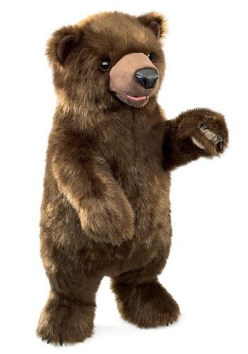 Folkmanis Standing Bear Puppet