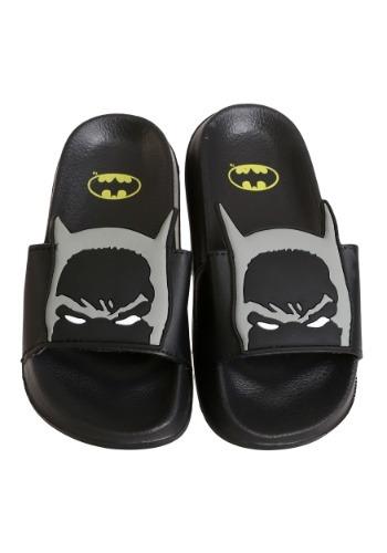 Batman Big Kid Slide Sandals