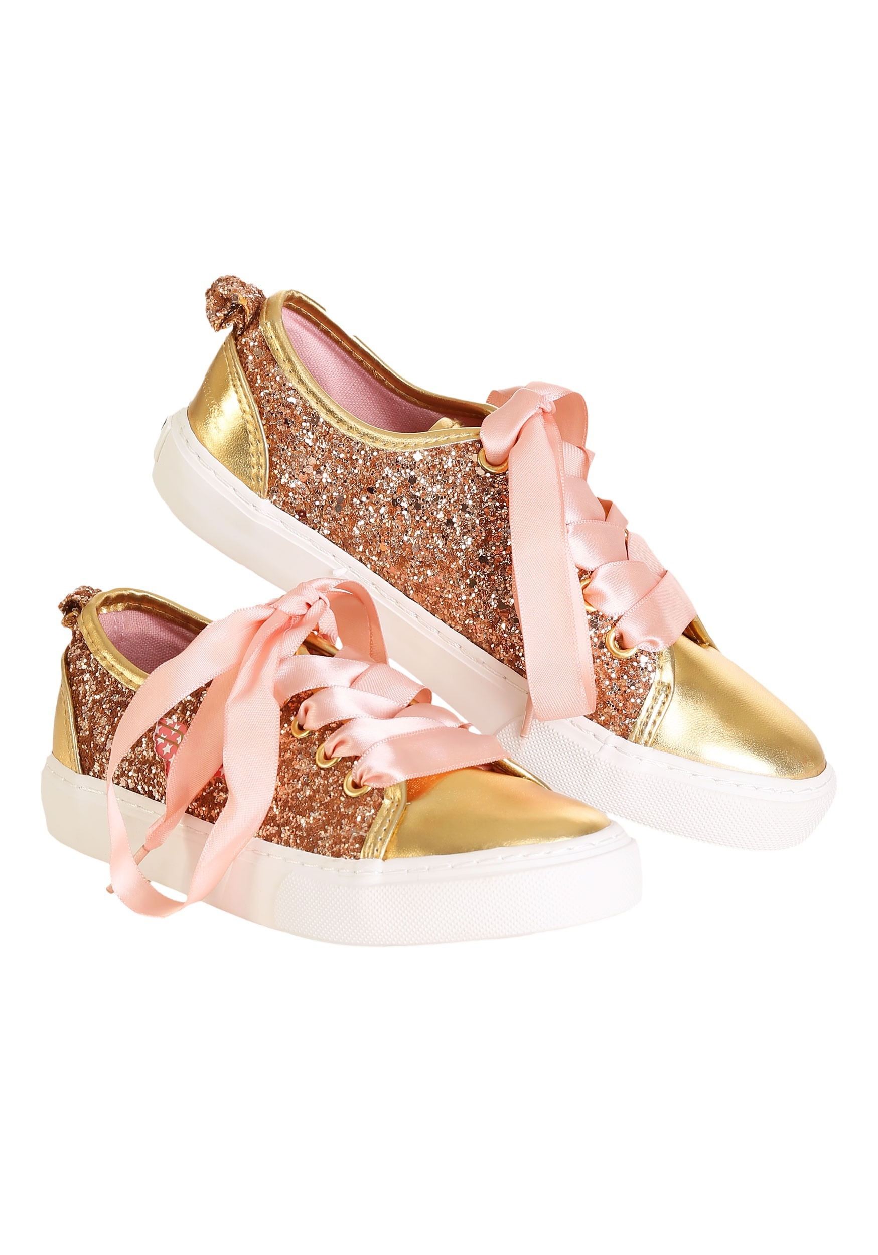 finest selection Discover details for Wonder Woman Peach Girls Sneakers