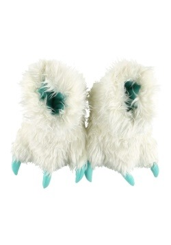 Adult Yeti Paw Slippers