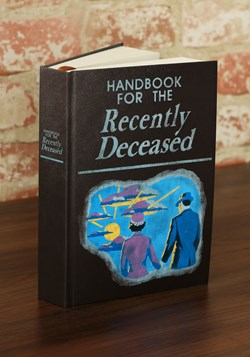 Handbook for the Recently Deceased Beetlejuice Journal