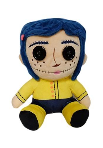 Coraline Phunny Plush Toy