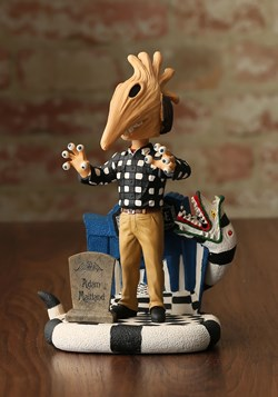 Beetlejuice Adam Maitland Bobble Head Upd 2