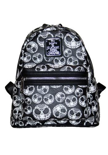 Nightmare Before Christmas Jack Skellington Mini Backpack