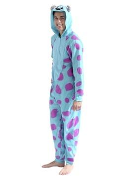 Men's Sulley Monsters Inc. Pajama Costume