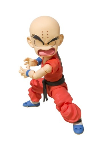 Kid Krillin Dragon Ball SH Figurearts Action Figure
