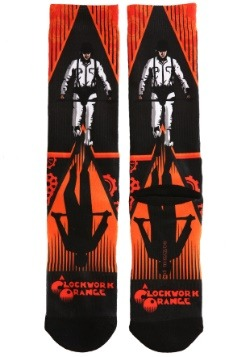 Adult A Clockwork Orange Sublimated Socks