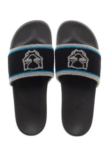 Black Panther Adult Retro Slide Sandals
