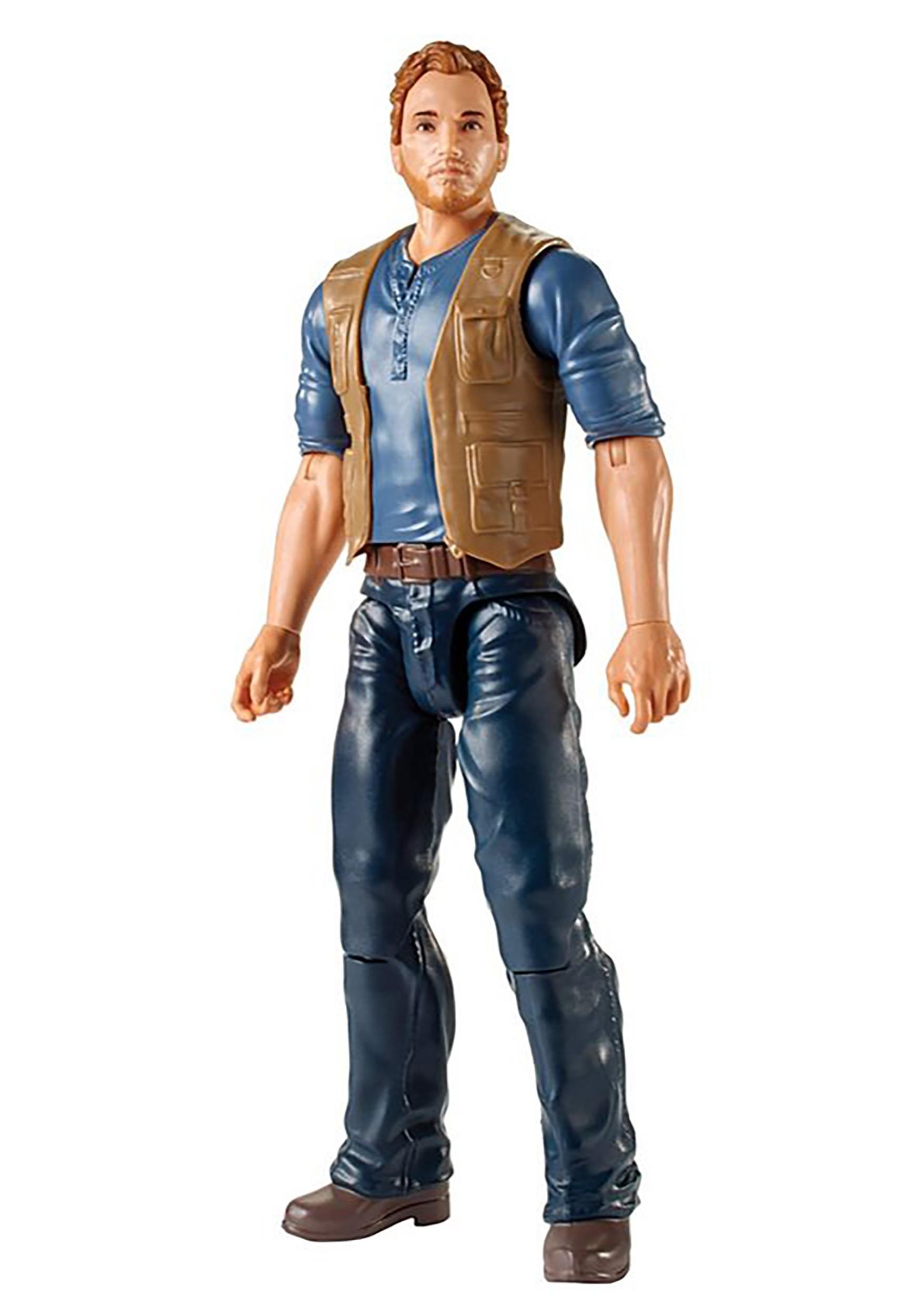"Jurassic World 12"" Owen Action Figure"