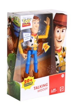 """Toy Story Talking Woody 7"""" Figure"""