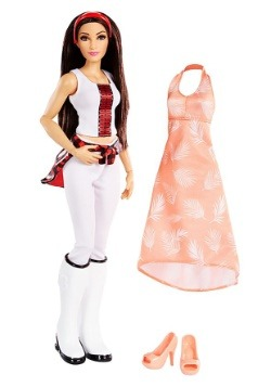 WWE Girls Brie Bella Fashion Doll