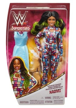 WWE Girls Naomi Fashion Doll-update1