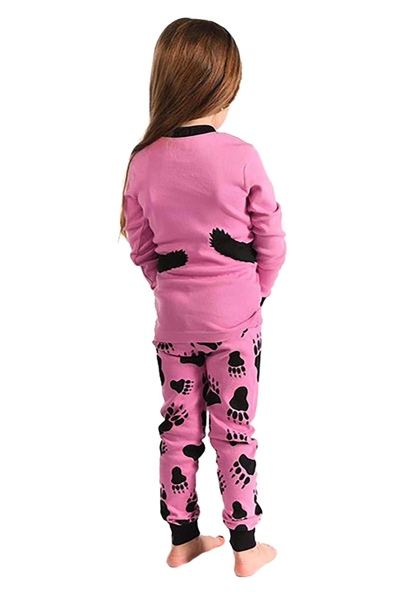 Harry Bear Girls Moon Pajamas