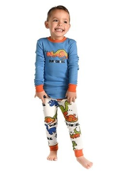 Dino-Snore Long Sleeve Boys Pajama Set-update1
