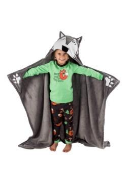 Wolf Critter Kids Blanket