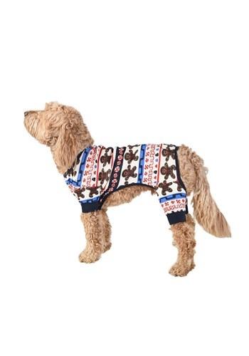 Sweet Cheeks Ginberbread Dog Pajama Flapjacks 1