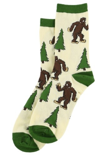 Men's Bigfoot Crew Sock