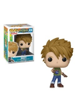 Pop! Animation: Digimon- Matt