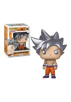 Pop! Animation: Dragon Ball Super Goku (Ultra Instinct Form)