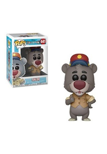 Pop! Disney:TaleSpin- Baloo