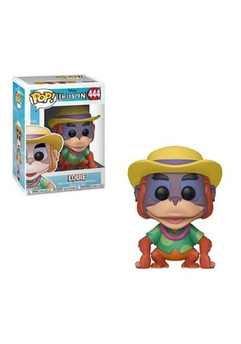 Pop Disney TaleSpin Louie Figure