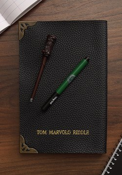 Harry Potter Tom Riddle's Diary Notebook Invisible Wand upda