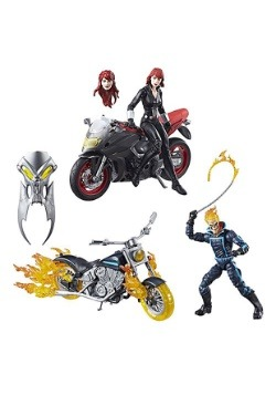Avengers Marvel Legends 6-Inch Ultimate Action Figures Wave