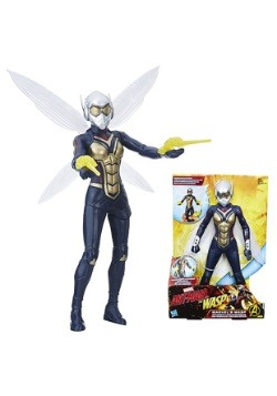 AntMan and the Wasp Marvels Wasp with Wing FX 12 Figure