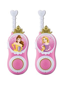 Disney Princess FRS Walkie Talkies Update Main
