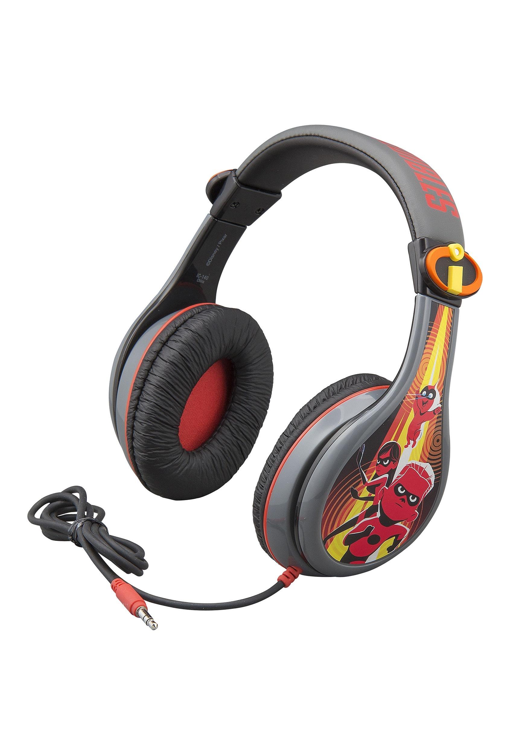 Kids Disney Incredibles Headphones