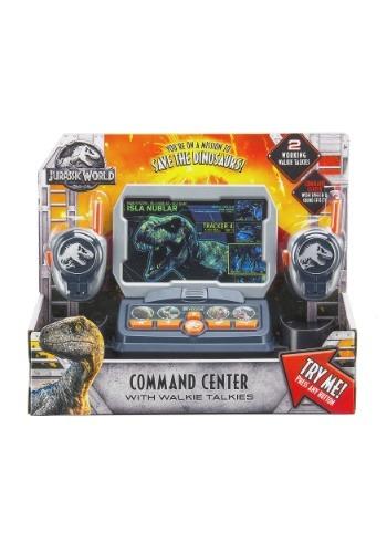 Jurassic World Walkie Talkie Mission Command Center