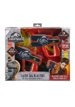 Jurassic World Laser Tag Blasters