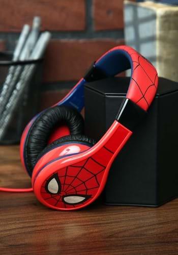 Spider-Man Kids Headphones-update