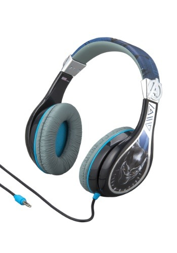 Black Panther Kids Headphones