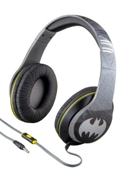 Batman Headphones w/ in line Microphone